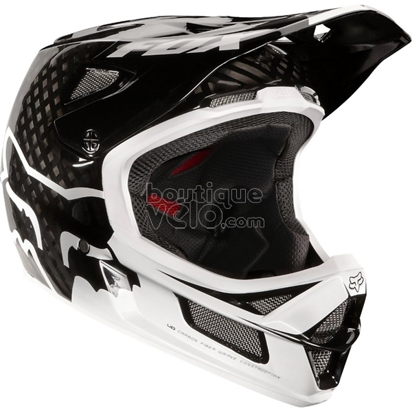casque bmx fox rampage
