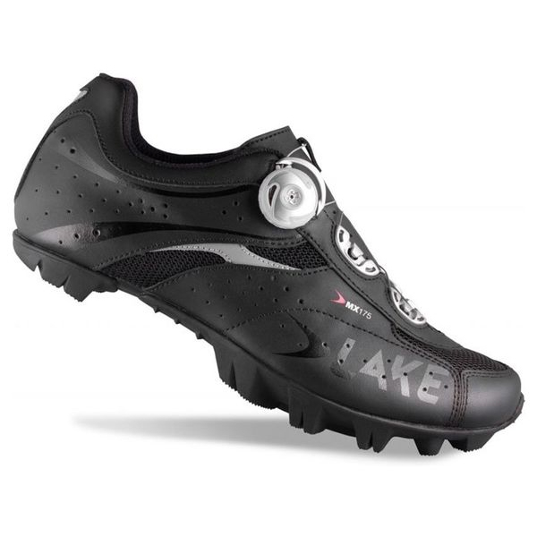 Lake MX145 Cyclisme Chaussures-Homme