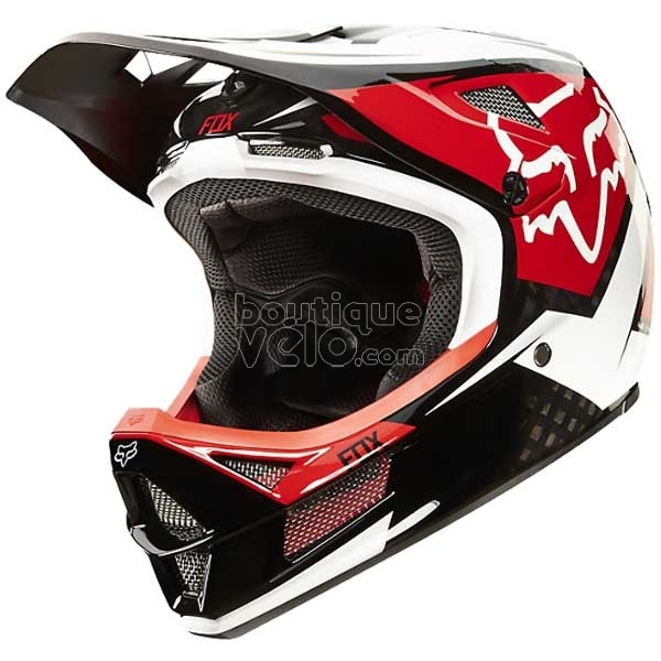 casque bmx carbone