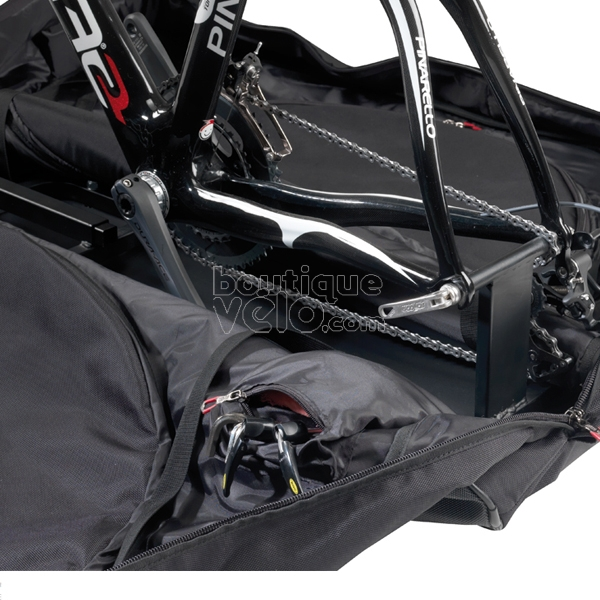 Sac de transport scicon aerocomfort 2 0 tsa boutique v lo for Housse transport velo